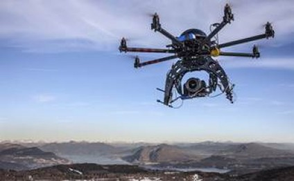 Drone technology could make mountain searches much quicker