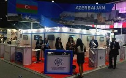 Azerbaijani delegation participating  in ITU Telecom World 2016