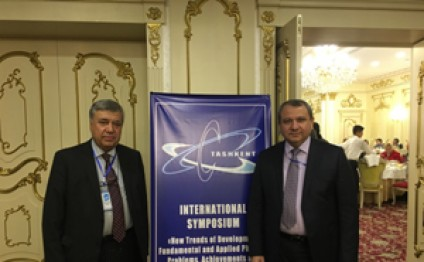 National Nuclear Research Centre represented at international symposium in Uzbekistan