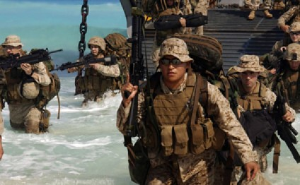 Marine modifies body armour to treat gunshot wounds