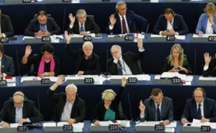 EU parliament approves end to roaming charges