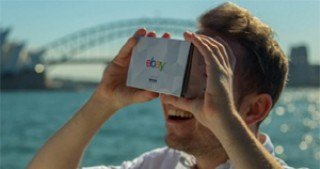eBay launches the world's first virtual reality department store