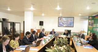 Baku  hosts  meeting of Board of Trustees of UPU Quality of Service Fund