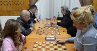 Checkers tournament held within 'Saglamlig-2016' Spartakiada Games comes to an end