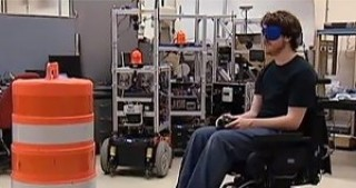 Indian researchers design smart wheelchair