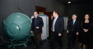 Croatian guest visits High Tech Research Center