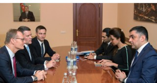 New cooperation prospects discussed with Cisco