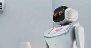 Sanbot robot protects your home 24/7