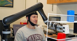 Mind Over Matter: Robotic Arm can be Controlled with Mind Power