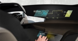 BMW reveals HoloActive holographic interior concept for CES
