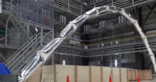 Japanese Scientists Build 65-Foot Balloon Robot