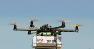 French postal service receives a go ahead to deliver parcels via drones