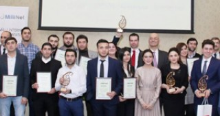 Award presentation ceremony of winners of 'NETTY 2016' held with support of Ministry of Communications and High Technologies