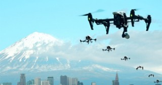 A 'City of Drones' will be built in Japan by 2019