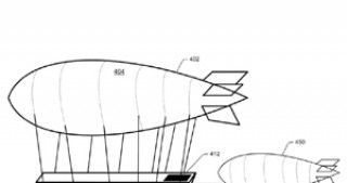 Amazon envisages airborne warehouse to support drone delivery