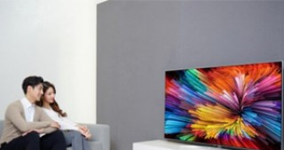 LG introduces new line of televisions based on the based on the technology of nano cell