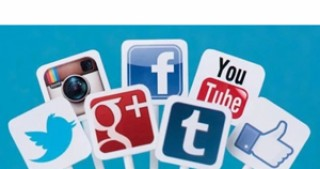 Social media use increased by 21 percent in 2016