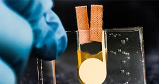 Scientists have created the first transistor, working on energy of heat