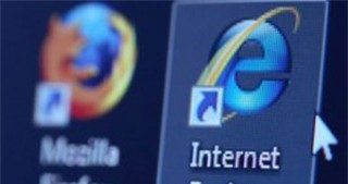 The share of Internet Explorer in the world browser market has fallen below 20%