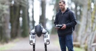 Agility Robotics Introduces Cassie, a Dynamic and Talented Robot Delivery Ostrich