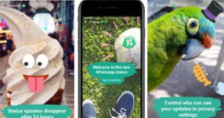 After Instagram, Facebook's WhatsApp rips off Snapchat