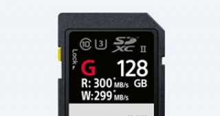 Sony Introduces the World's Fastest SD Card