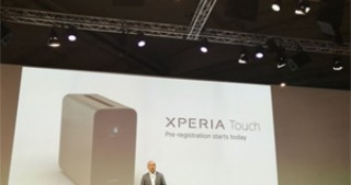 Sony launches Xperia Touch smart projector