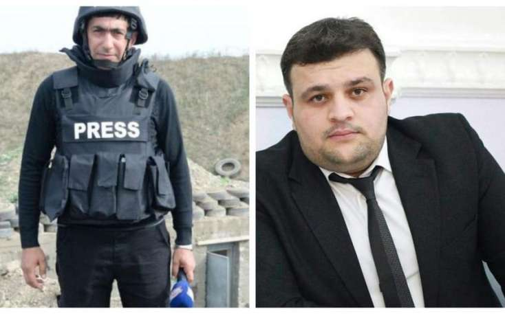 Prezident İlham Əliyev şəhid jurnalistlərə ev verdi - FOTOLAR