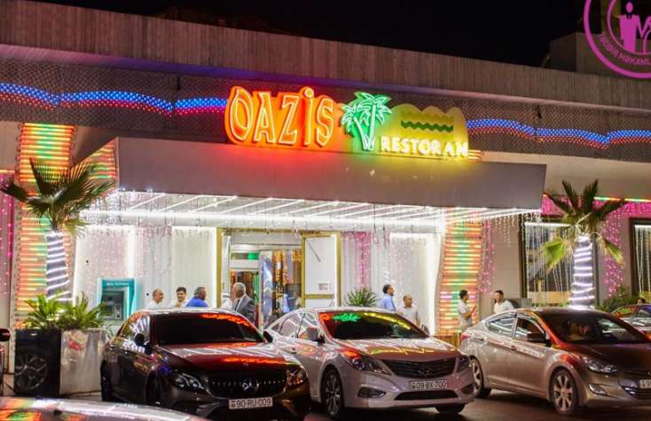 """Bu gündən məşhur  """"Oazis"""" restoranı bağlanır –"""