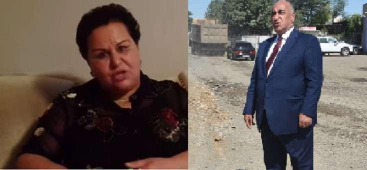 Həbs edilən icra başçısı ilə bağlı şok video: Qadın sensasion açıqlama verdi - VİDEO