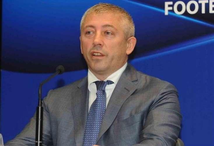 Futbol Federasiyasının prezidentində koronavirus aşkarlandı
