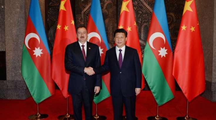 Çin lideri İlham Əliyevi təbrik edib