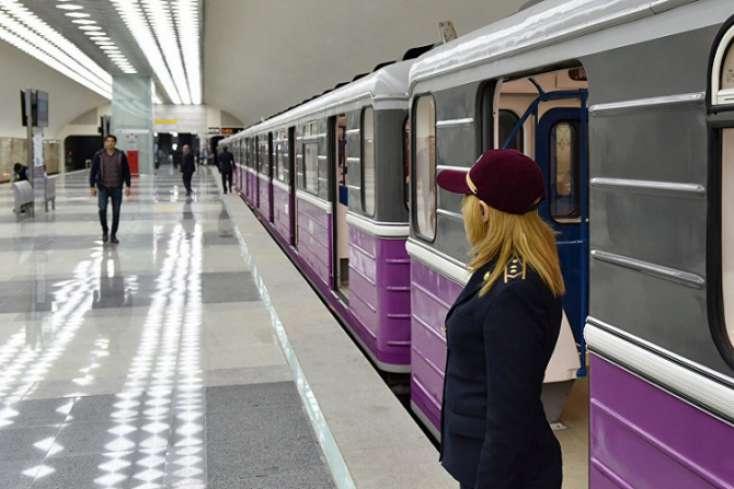 Bakıda metro fəaliyyətini dayandırır? – AÇIQLAMA