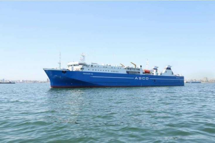 Daha 26 nəfər gəmi ilə Qazaxıstana yola salındı