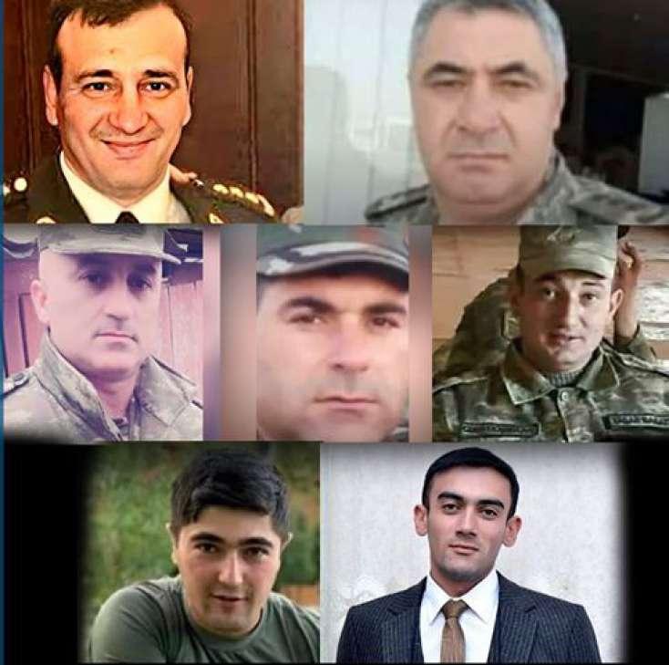 Azerbaycan ordusu bu gun 7 sehid verdi - VİDEO