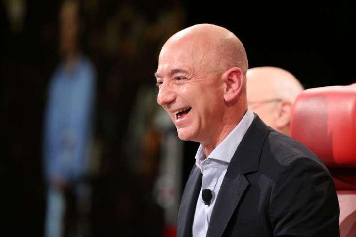 Dünyanın ən zəngin adamı bir gündə 13 milyard qazandı