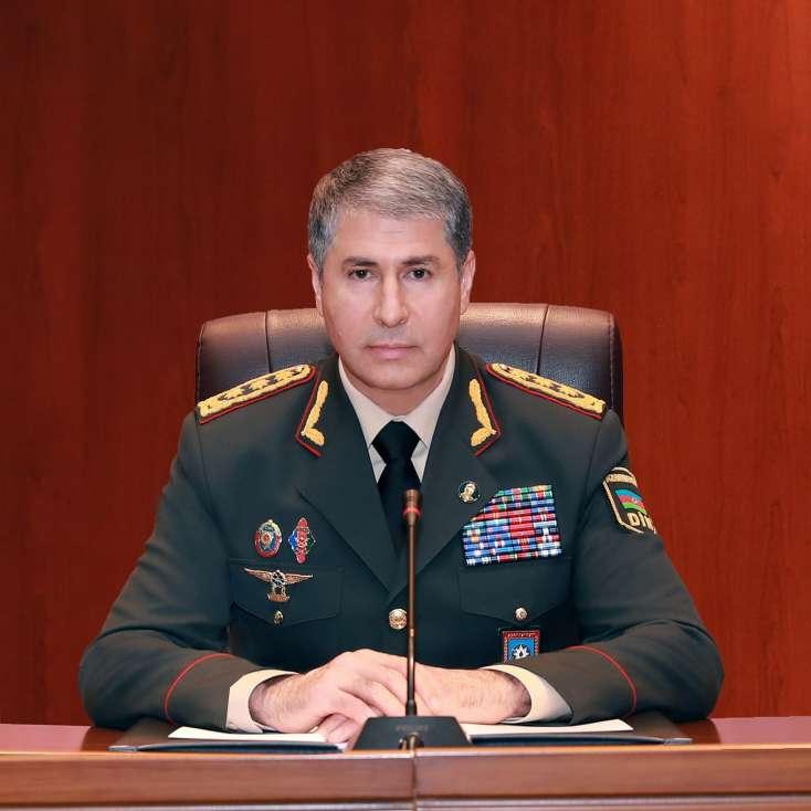 Vilayət Eyvazovdan