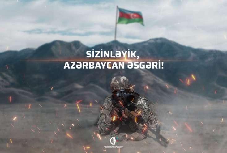 Kənd Təsərrüfatı Nazirliyinin 140 əməkdaşı könüllü olaraq ordu sıralarına qoşulub