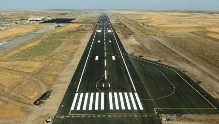 Fuzuli aeroportu BU TARIXDEN sernisinleri qebul edecek - AÇIQLAMA