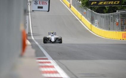 Formula 1 ilə əlaqədar Bakıda tikinti işləri başlayır