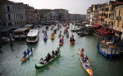 Arzular şəhəri Venesiya su altda qalacaq - Araşdırma