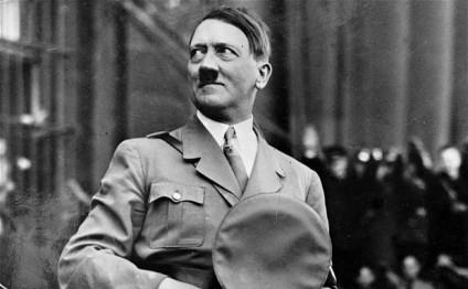 Rəssam olmağı bacarmayan Hitlerin çəkdiyi rəsm - FOTO