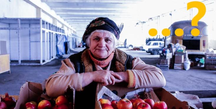 """Böyük marketlər """"Kəndli yarmarkası"""