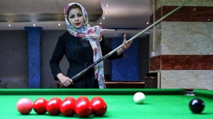 İslam dininin geyim normalarını pozan qadın idmançılara ŞOK CƏZA - FOTO