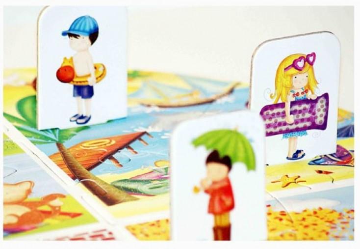 'Puzzle' uşaqların inkişafı üçün vacibdir