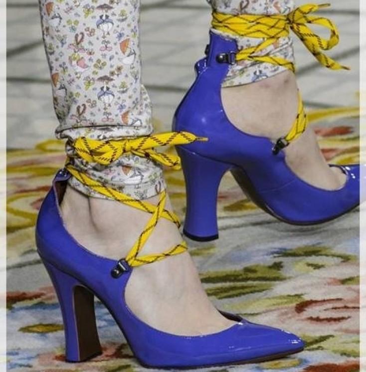 Xanımlar bu ayaqqabılara heyran qalacaq – FOTOLAR