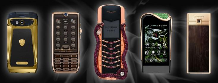 Tarixin ən bahalı smartfonları - SİYAHI