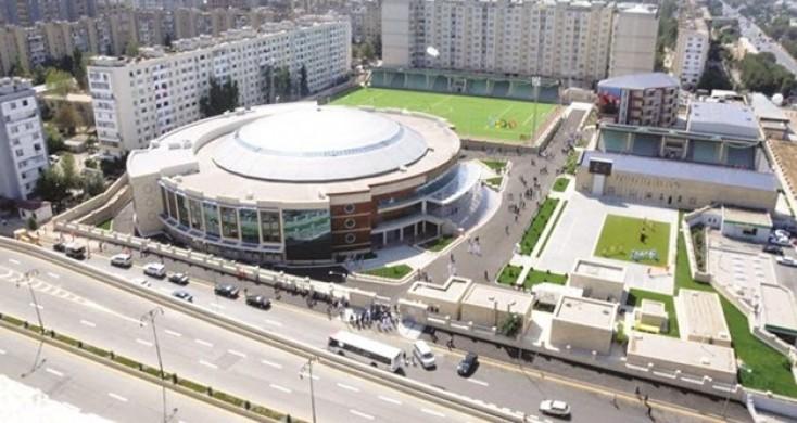 İslam Oyunlarının keçirildiyi məkanda bomba həyəcanı - Polis dərhal yaxalad ...