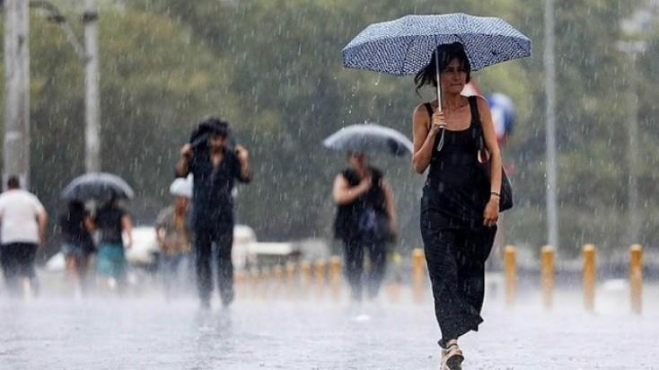 Sabahdan hava soyuyacaq - Yağış, dolu...