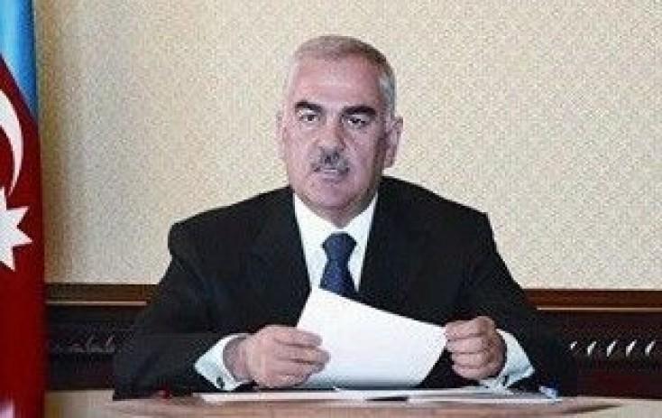 Vasif Talıbovdan YENİ TƏYİNAT